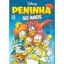 Revista Peninha 50 Anos Disney Hq Quadrinhos Nova