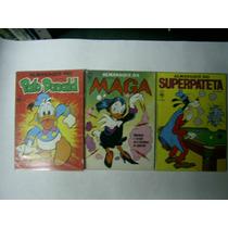 Almanaque Da Margarida Nº 01 - 1988 E Outros (lote)