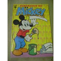 Almanaque Do Mickey Lote 2 Revistas 2 E 3 Ed. Abril 1987