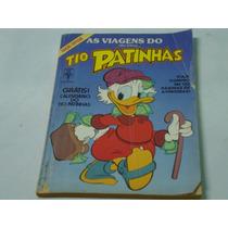 As Viagens Do Tio Patinhas Nº 6 De 1988 - Edição Especial.