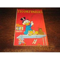 Tio Patinhas Nº 63 Outubro De 1970 Editora Abril