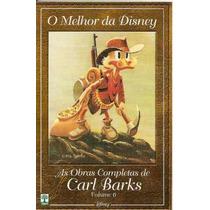 As Obras Completas De Carls Barks-vol. 06-raro!
