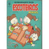 Almanaque Escoteiros Mirins 02 - Abril - Bonellihq Cx 213