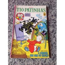 Gibi Hq Disney Tio Patinhas Numero 142 Editora Abril 1977
