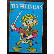 Tio Patinhas N° 140 - Março/1977 - Ed. Abril