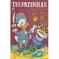 Tio Patinhas Nº 145 - Agosto De 1977 - Ed. Abril - Raro