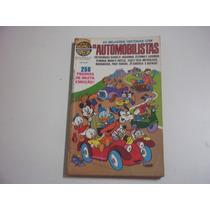Disney Especial Nº 25 - Automobilistas - 1º Edição - Out/76