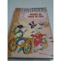 Raridade - Tio Patinhas Nº 59 - Ed. Abril (1970)
