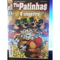 Gibi Disney Tio Patinhas Nº 558 - 82 Páginas - Frete Grátis