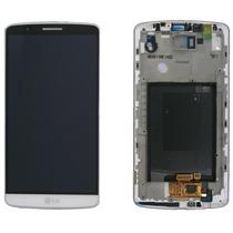 Display Lcd Tela Touch Lg Optimus G3 D855 Branco Envio Já