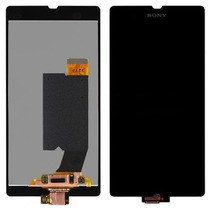 Display Lcd Tela Touch Sony Xperia Z C6602 C6603 C6606 L36h