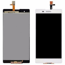Display Lcd Tela Touch Sony Xperia T2 Ultra Dual D5322 Branc