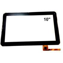 Tela Touch Cce Tr101 Motion Tab 10 Polegadas Pronta Entrega