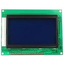 Display Lcd Gráfico 128x64 - Backlight Azul Arduino