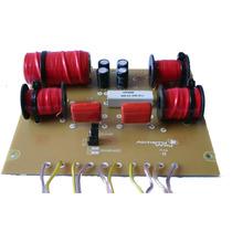 Divisor Frequencia 2 Vias 1 Driver Titanium+1 Woofer 750w