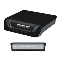 Switch Hdmi 3 Portas Divisor Full Hd Ps3 Ps4 Xbox Tv Blu Ray