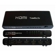 Hub Switch Hdmi 5x1