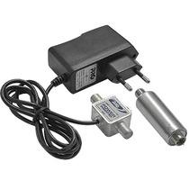 Mini Booster Uhf 40db Digital Analogico Hdtv Hd Amplificador