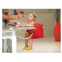 Cadeira De Alimentação Portátil Dobrável Suspensa Do Bebê