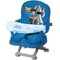 Cadeira Alimentação Portatil Toy Story Woody E Buzz Dican
