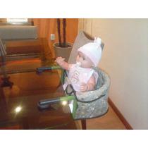 Cadeira Infantil Criança Bebe Comer Com + 1 Assento Brinde