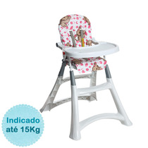 Cadeira De Alimentação Premium - Tigrinha Galzerano