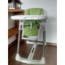 Cadeira De Alimentação/ Cadeirão Prima Pappa Diner Verde