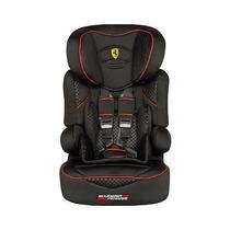 Cadeira Bebe Para Auto Ferrari Black 9 A 36 Kg Cinto 5 Ponto