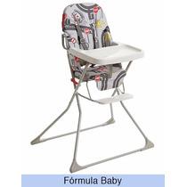 Cadeira De Refeição Formulaa Baby Galzerano