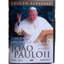 Dvd A Sagrada História De João Paulo Ii Vol.1 E 2- Impecável