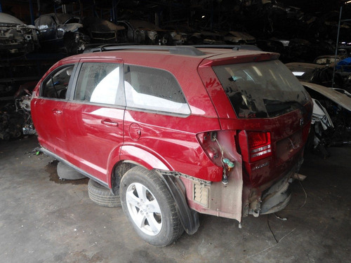Dodge Journey 2009 - Lataria/interior/vidros