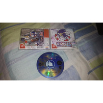 Sonic Adventure Para O Dreamcast Funcionando 100%