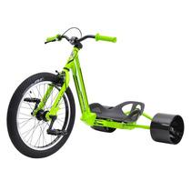 Trike Drift Triad Underworld 2 Green Black Com Pedal