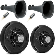 Kit Selenium 2 Driver D200 + 2 Cornetas + 2 Capacitor Grátis