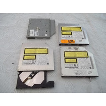 Lote 4 Drive Interno Cd Rom Toshiba Notebook Sdr-2002 2102