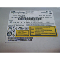Gravador Leitor Dvd Cd Dvdrw Interno Notebook Ide Gsa-t20n