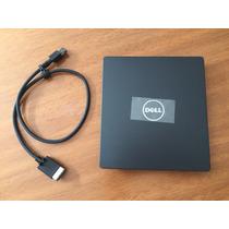 Cd Dvd Rw Dell K01b Gravador Externo Leitor Burner Drive