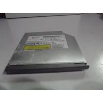 Drive Gravador Dvd Uj-850 Ide Notebook Positivo Mobile W67