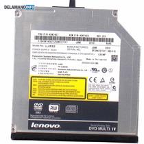 Gravadora Dvd Notebook Lenovo Thinkpad T410 Uj892 (5724)