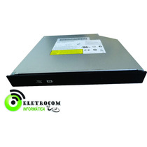 Cód.60 Gravador Dvd Notebook Sata Positivo Sim+2045 - Dv-8a