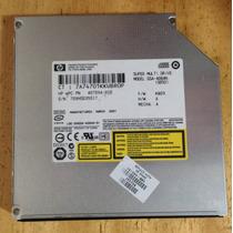 Gravador De Dvd Hp Modelo Gsa-4084n - Para Notebook