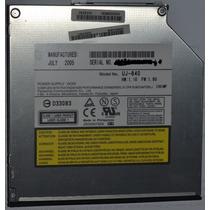 Drive Uj-840 Ide - Gravador Cdvd Notebook