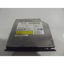 Drive Gravador De Dvd Ide Uj-870 Notebook Positivo Sim+ 1020