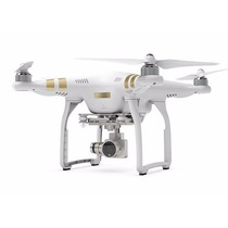 Drone Dji Phantom 3 Profissional Câmera 12mp Vídeo 4k Gps