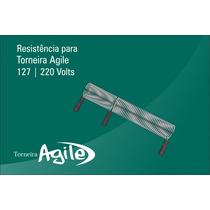 Resistência Zagonel Torneira Agile - 220v X 4500w Kit C/2 Un