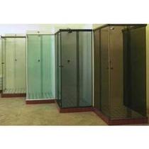 Box Para Banheiro De Vidro Incolor Temperado 08mm R$156,00m2