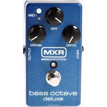 Pedal Mxr M288 Bass Octave Deluxe Pedal Santec