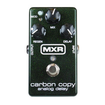 Pedal De Delay Para Guitarra Mxr Carbon Copy M169