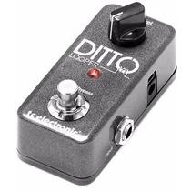 Tc Electronic Ditto Looper Pedal Mini