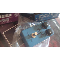 Pedal De Efeito Mxr Blue Box Fuzz M103 - Troco